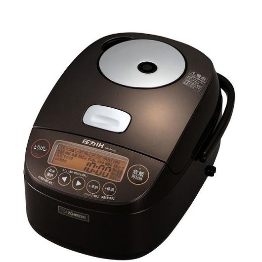 象印 炊飯器 圧力IH炊飯ジャー 1升 極め炊き NP-BH18-TA