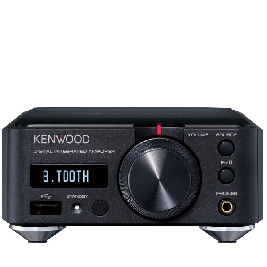 メーカー:KENWOOD 発売日:2018年9月 アンプ ケンウッド インテグレーテッドアンプ KA-NA9 ワイヤレスでも原音に忠実なハイレゾ相当の高音質が楽しめる