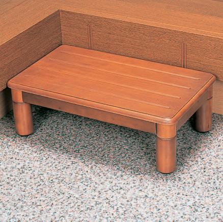 木製玄関ステップ 1段600