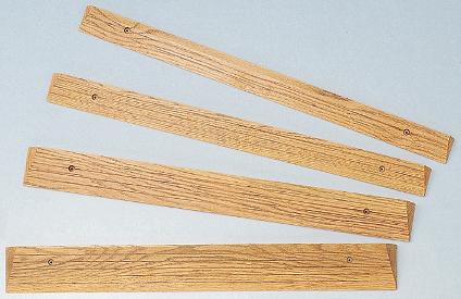 木製ミニスロープ 高さ3cm 長さ160cm
