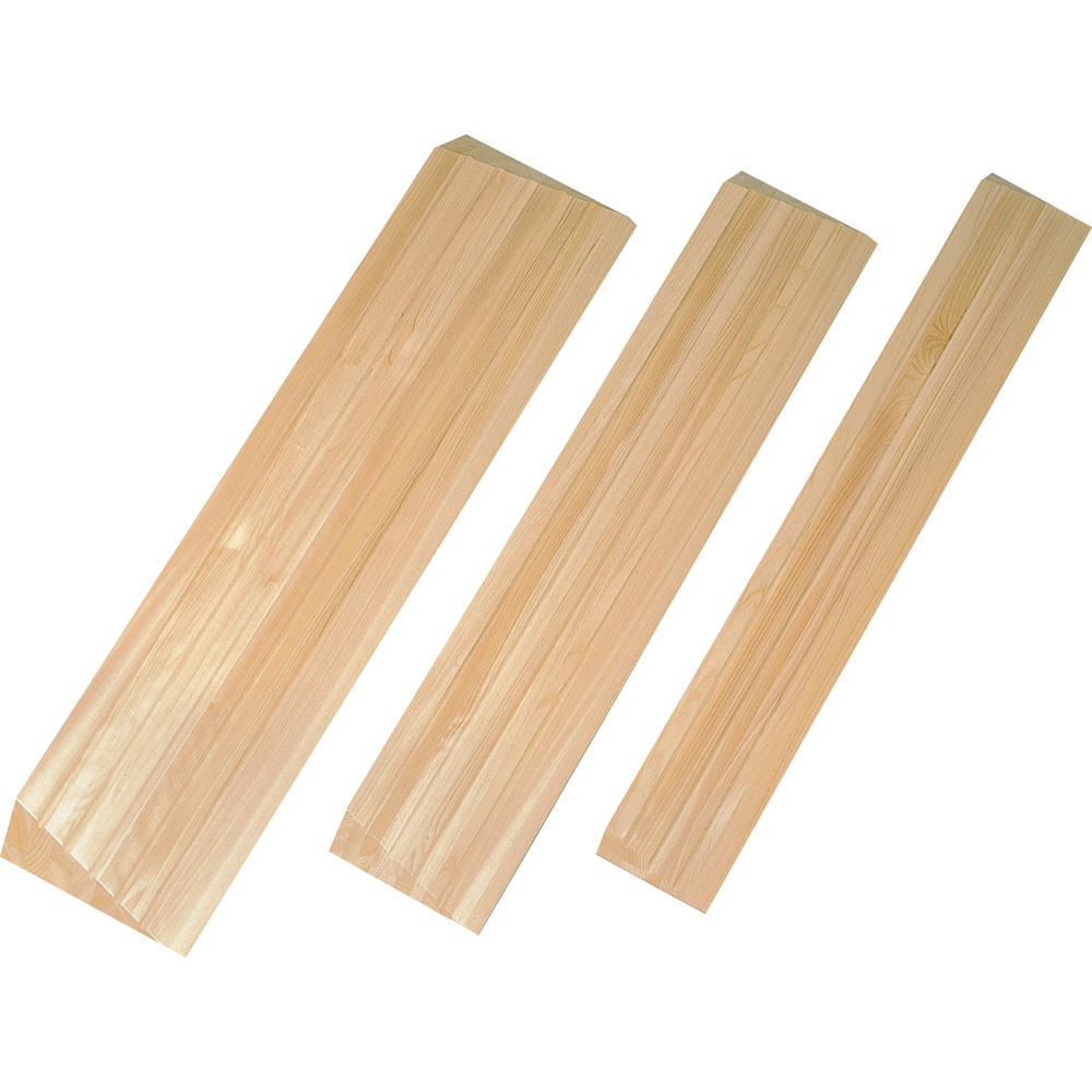 安心スロープ木製 5cm