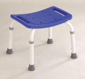 入浴用いす 限定モデル 場所をとらないコンパクトサイズ 人気商品 従来の形の使いやすい椅子です 背なし シャワーベンチ