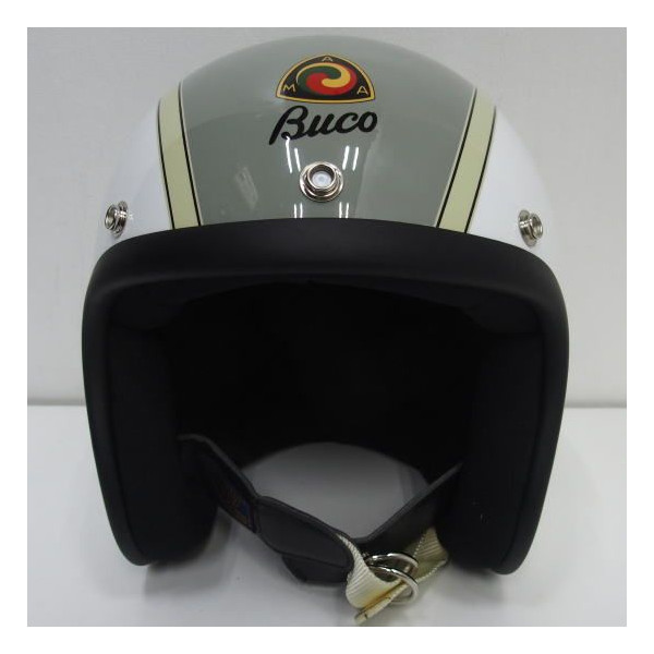 It is awaiting the TOYS McCOY (toys McCoy) BUCO (buco) HELMET [AMA CENTER LINE-Baby Buco/ limited production model] reservation product / arrival! Center stripe / helmet!