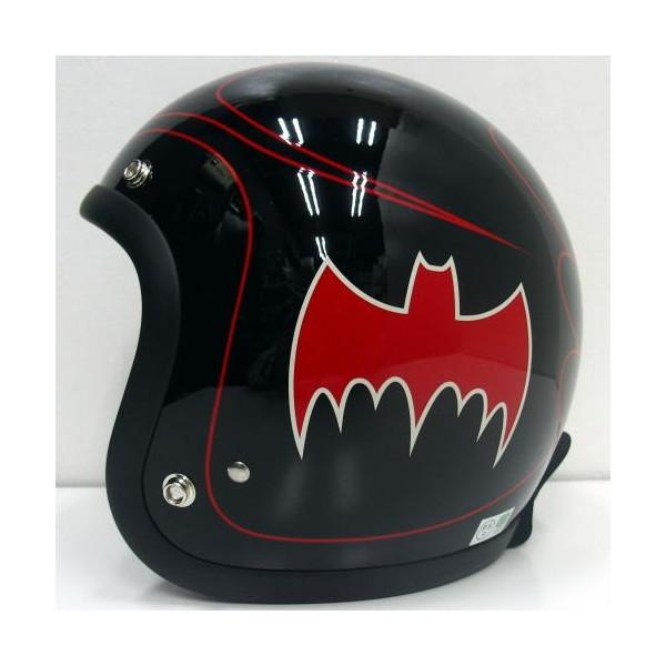 TOYS McCOY(トイズマッコイ)BUCO(ブコ)HELMET [BATMAN-/60'&70'/限定生産モデル]バットマン/ヘルメット!