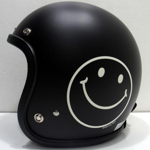 【再入荷】TOYS McCOY(トイズマッコイ)BUCO(ブコ)HELMET [SMILE BUCO-Baby Buco/限定生産モデル]スマイリーフェイス ブラック ベビー・ブコ レイト ヘルメット!