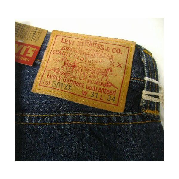 LEVI ' S-XX (李维斯) 和老式服装/归档 [XX 1947 模型/制造在美国,在美国取得的复古牛仔裤 !
