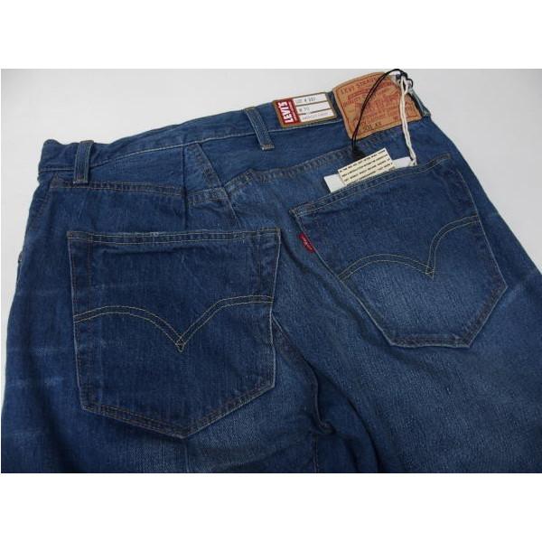 LEVI ' S-XX (李维斯) 老式服装 [1955年 501 Customized/Lot.55501、 复古 / 牛仔裤 / 翻拍 / 损坏 / 心疼 !