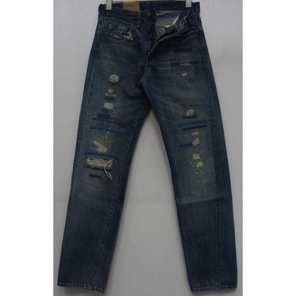 LEVI'S-XX(リーバイス)VINTAGE CLOTHING[1954 501 Jeans/Lot.50154 Newman]ジッパーフライ/ユーズド/ダメージ/リメイク/ジーンズ!