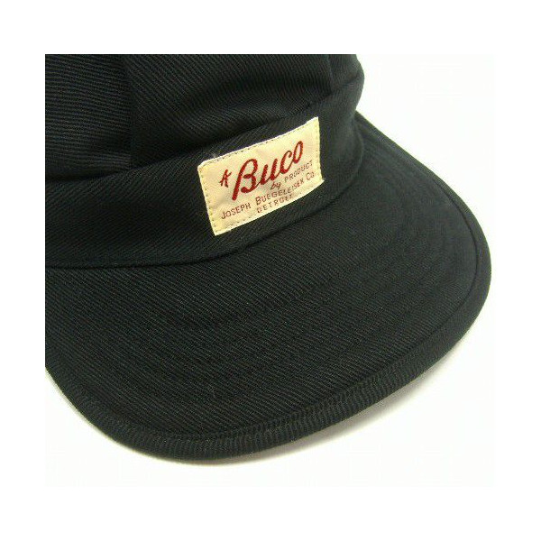 THE REAL McCOY'S(真实麦科伊)BUCO(buko)[BUCO WORK CAP]帽子/盖子!