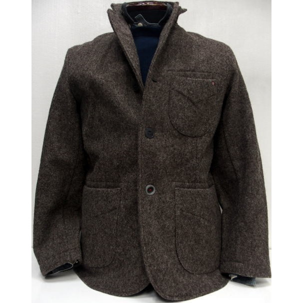 ARPIN(アルパン)[Gentleman Jacket/Lucky Button]Made in France/テーラードジャケット/ジェントルマン /ラッキーボタン/ウールジャケット/フランス製!