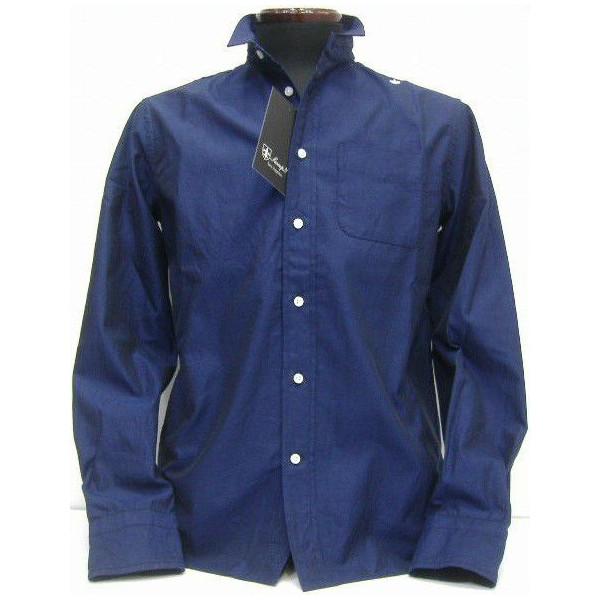 Sweep(スウィープ)[Oxford Chambrey Stand Collar Shirts] スタンドカラー/オックスフォードシャンブレー/長袖シャツ!