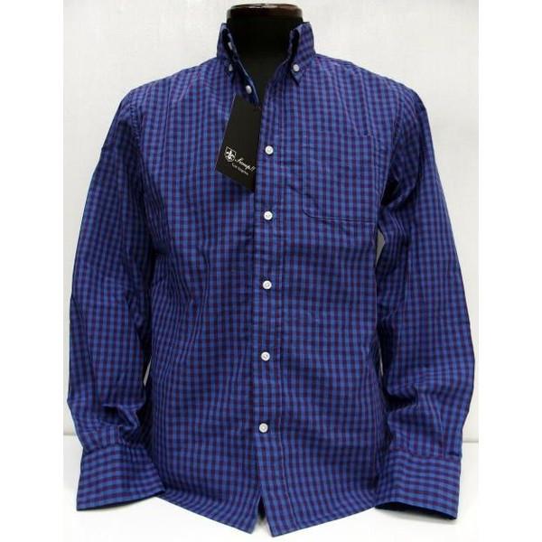 Sweep!!(スウィープ)[Color Gingham-S Button Down Shirts]ギンガムチェック/ボタンダウンシャツ/長袖シャツ!