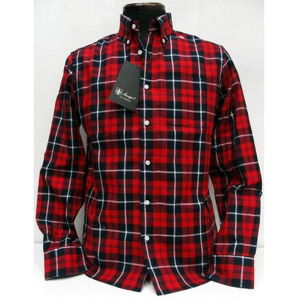 Sweep!!(スウィープ)[Oxford Tartan Button Down Shirts]タータンチェック/ボタンダウンシャツ/長袖シャツ!