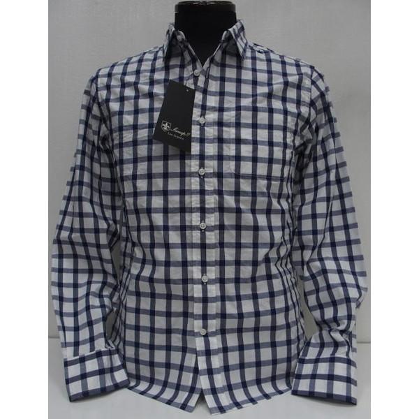 Sweep!!(スウィープ)[Poplin Gingham Check Regular Collar Shirts]ギンガムチェック/レギュラーカラー/長袖シャツ!