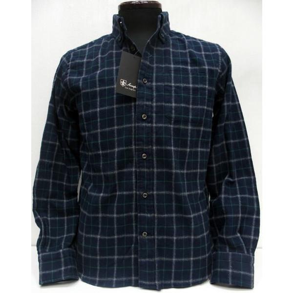 Sweep!!(スウィープ)[Lt.Flannel Button Down Shirts]フランネル/チェック/ボタンダウンシャツ/長袖シャツ!