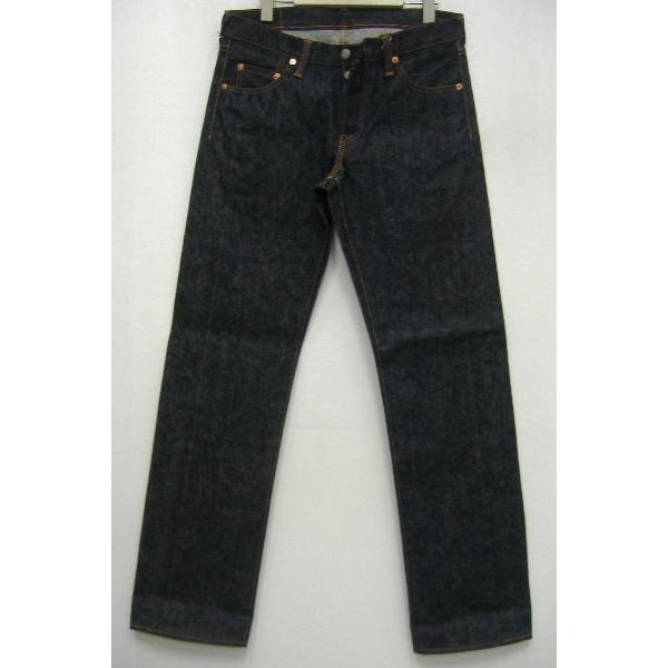 THE REAL McCOY'S(真实麦科伊)Original Vintage DENIM[Lot.001]5P/按钮油炸食品粗斜纹布/牛仔裤!]