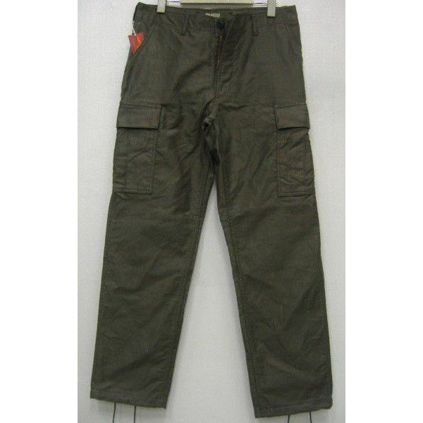 JOE McCOY(乔麦科伊)by THE REAL McCOY'S[CARGO TROUSERS/BLUE SEAL Lot.766]货物裤子/卡其色系短裤/裤子!]