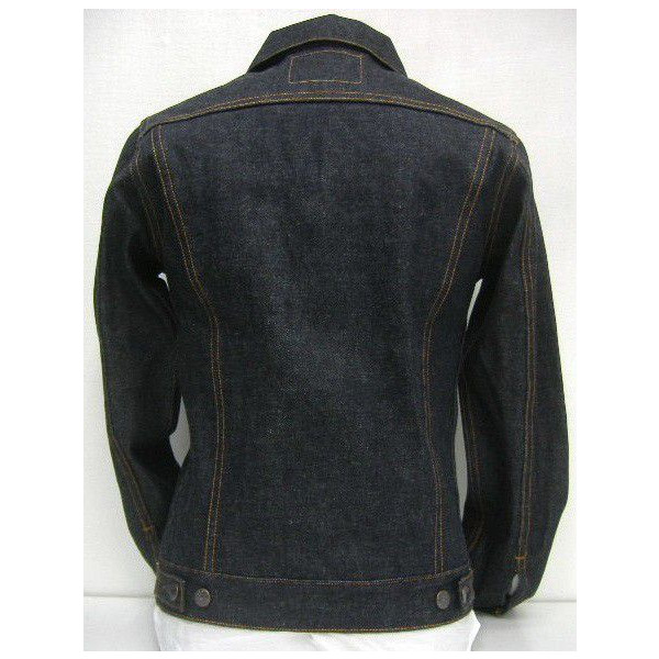 JOE McCOY(乔麦科伊)by THE REAL McCOY'S[JOE McCOY DENIM JACKET Lot.927]G约翰/粗斜纹布茄克!]