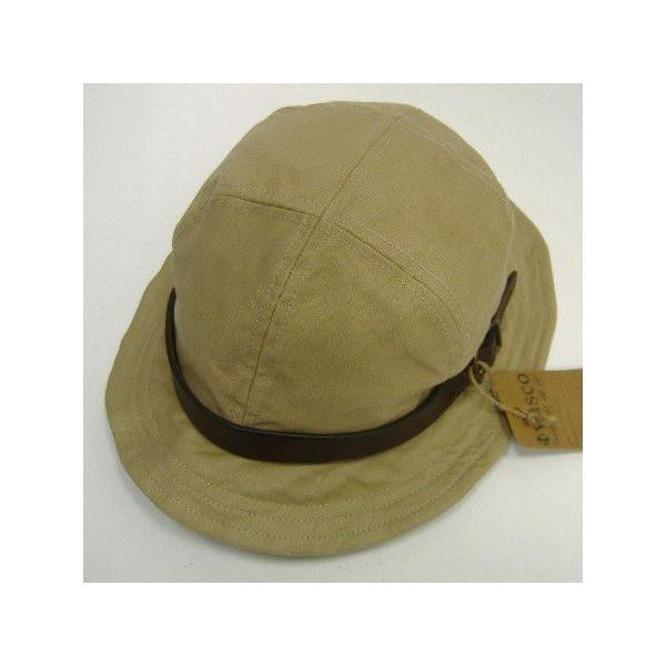 Vasco(ヴァスコ)[Cord Cross×Leather U.S.NAVY DECK HAT]デッキハット/帽子!