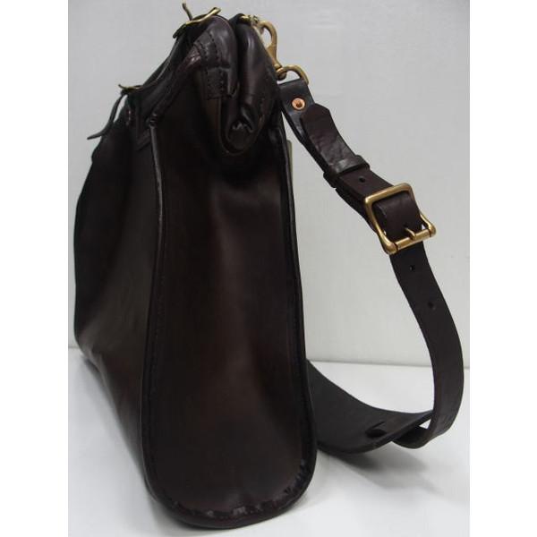达伽马 (Vasco) [邮件原皮革城袋、 手日本制造的背后 / 挎包 / 包 / 牛皮革及皮革 !