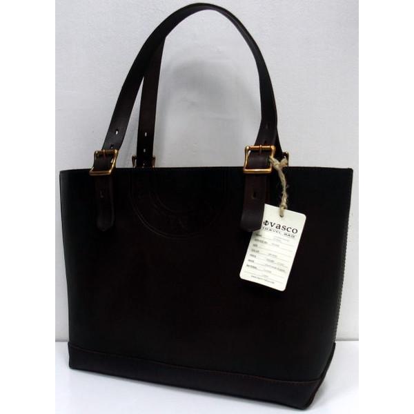 Three Eight×Vasco [U.S.MAIL Tote Bag/Leather Travel Mini]Three Eight別注/トートバッグ/メールバッグ/鞄/カウレザー/牛革!