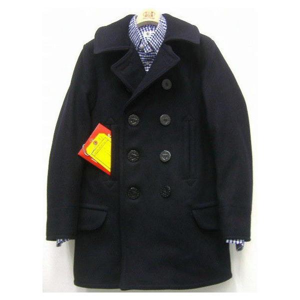 THE REAL McCOY'S(真实麦科伊)Military Jacket[U.S.NAVY PEA COAT/1913]军事/飞行员茄克/水手短外套!