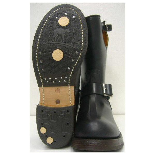 The REAL McCOY'S(真实麦科伊)BUCO(buko)[HORSEHIDE ENGINEER BOOTS/CORDOVAN]软管海德(编码卡车·西班牙皮革)/技术员长筒靴!