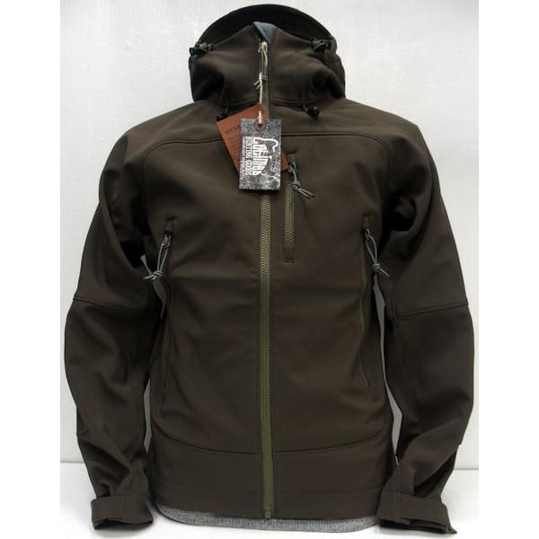 COLIMBO (Colin Bo) Softshell/field Park/stretch/hooded jacket!