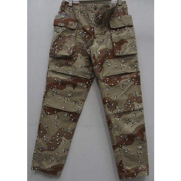 COLIMBO(コリンボ)[Five Points Cargo Pants/Desert Camo]フィールドパンツ/カーゴパンツ/ミリタリーパンツ/ダブルポケット/デザートカモ/迷彩/日本製!