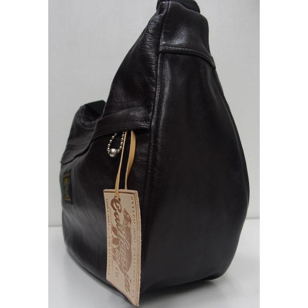 Rainbow Country(彩虹乡村)[Leather Shoulder Bag]软管海德/马皮革/挎包/封条棕色/日本制造!