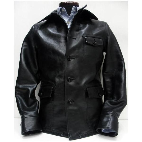 Y'2 Leather(ワイツーレザー)[Horse Shirt Jacket]レザーコート/カーコート/ハーフコート/シャツジャケット/ホースハイド/馬革/日本製!