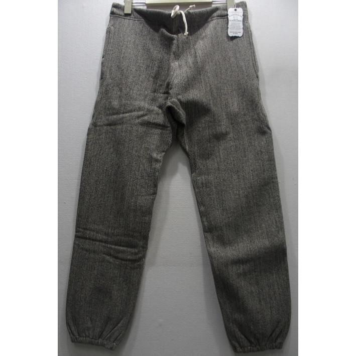 WAREHOUSE(ウエアハウス)[Sweat Pants/Lot.457]リバースウィーブ スウェットパンツ 杢グレー 日本製!