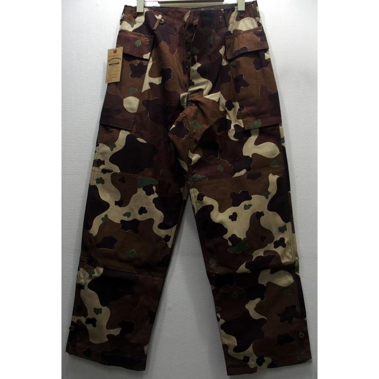 WAREHOUSE(ウエアハウス) Military Pants [U.S.ARMY CAMOUFLAGE CARGO PANTS/Lot.1099]カーゴパンツ ミリタリーパンツ フロッグスキン カモフラージュ Lot 1099 日本製!