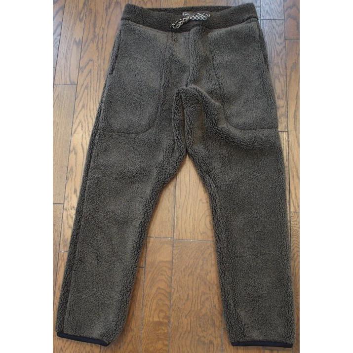【ご予約商品/代引き不可】COLIMBO(コリンボ)[PARK LODGE FLEECE PANTS/Fleece Pants]フリースパンツ フィールドパンツ 無地 日本製!