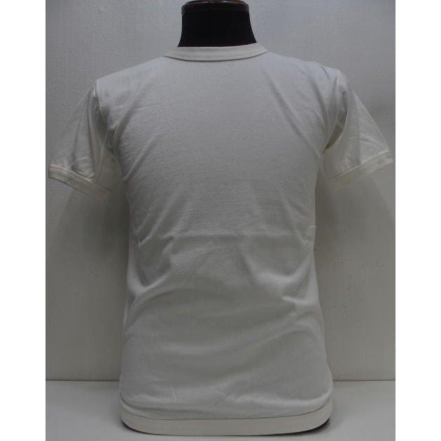 FULLCOUNT Lot.5222-21 Flatseam Heavy Weight T-Shirt 2021春夏 新作 Tシャツ ONE クルーネック フルカウント 日本製 White おしゃれ 新作入荷 WASH