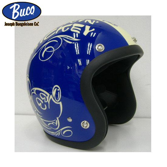 TOYS McCOY(玩具麦科伊)BUCO(buko)限定型号[SPARKIN MICKEY]米老鼠/安全帽