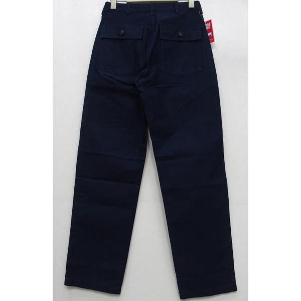 泡泡工程 (双工程) 军事裤子 [Lot.24002/ONE 洗,贝克裤子/军事/缎面/Lusers。
