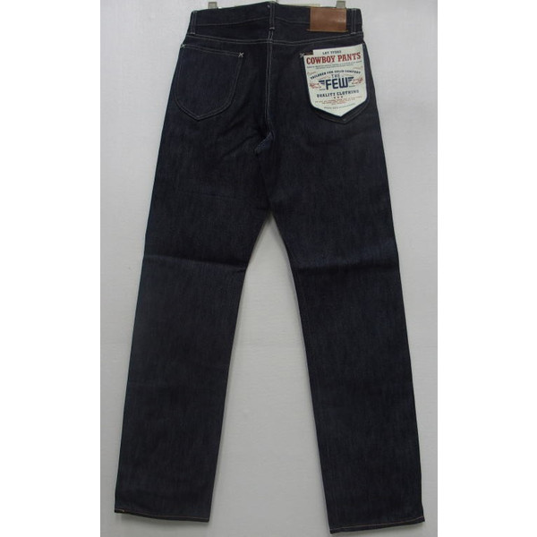 THE FEW(フュー)Original Vintage Denim[WWII MODEL/Type Lee] Made in JAPAN ヘリンボーンスレキ/大戦モデル/左綾/ジップフライ/ジーンズ!