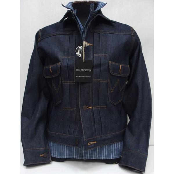 Wrangler(ラングラー)Archives Real Vintage [11MJ Jacket/Proto Model]限定生産モデル/ジージャン/デニムジャケット!