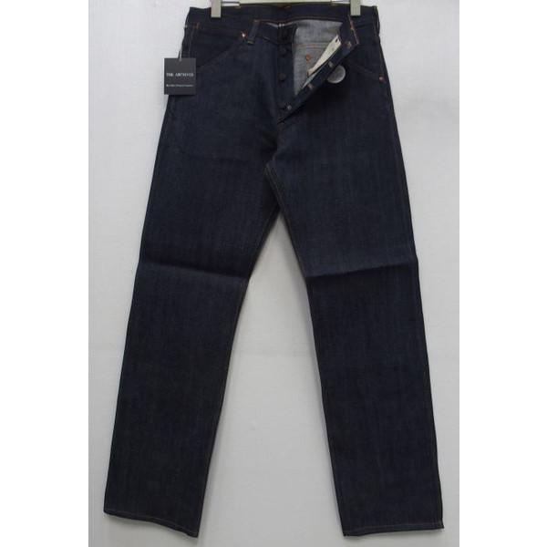牧马人 (wrangler 牌) 档案真的是古董 [11 兆瓦/1948年模型,有限的生产模型 / 5 P / 牛仔裤 / 日本制造