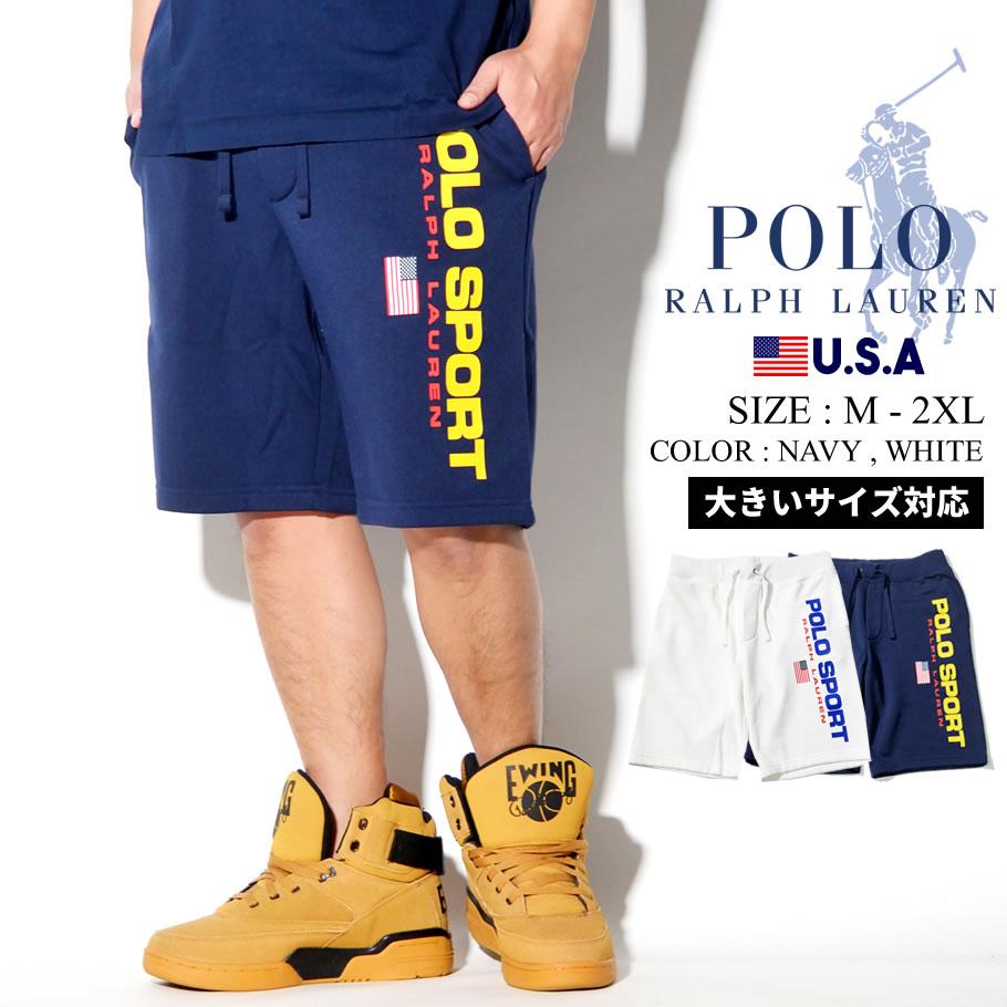 POLO Ralph Laurenよりスポーツラインとして人気を博した「POLO SPORT」ショーツが入荷! ポロ ラルフローレン Polo Ralph Lauren スウェット ハーフパンツ ボトムス ショーツ POLO SPORT FLEECE SWEAT SHORT 710750457002 710750444001