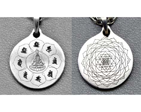 聖観音・曼荼羅ダイアモンド