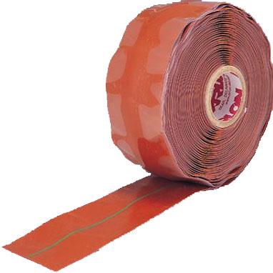 【代引不可】UNITEC ユニテック 強力 融着補修テープ アーロンテープ 幅38×長さ6000mm SR-38 幅広タイプ