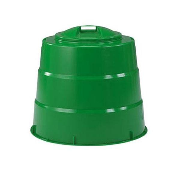 【代引不可】三甲 サンコー 生ゴミ処理容器 コンポスター230型 グリーン 805040-01