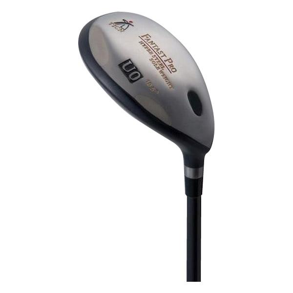 【代引不可】ファンタストプロ TICNユーティリティー 0番 UT-00 短尺 カーボンシャフト ゴルフクラブ