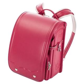 協和 ふわりぃ(R) ランドセル A4フラットファイル対応 女の子用 2018年度モデル Vピンク×Vピンク・03-24638