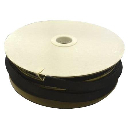 【代引不可】光 (HIKARI) スポンジアングルドラム巻粘着付 5×20×20mm  KSL220-20TW  20m
