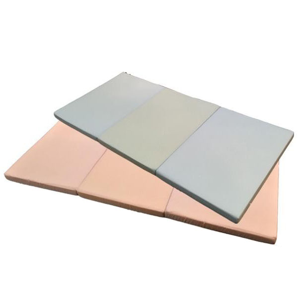 【代引不可】アキレス 三つ折りバランスマットレス ダブル(135×192×6cm)