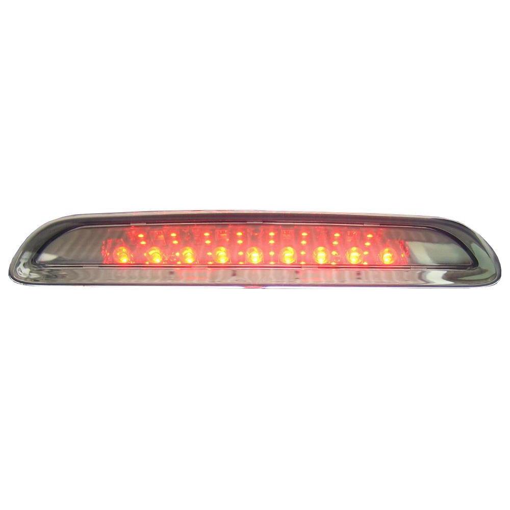 【代引不可】SoulMates 200系ハイエース(1・2・3型前期用) LEDハイマウントストップランプ ブラックホールバージョン RED GTA-001