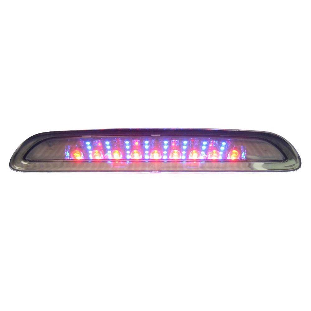 【代引不可】SoulMates 200系ハイエース(1・2・3型前期用) LEDハイマウントストップランプ ブラックホールバージョン BLUE GTA-002